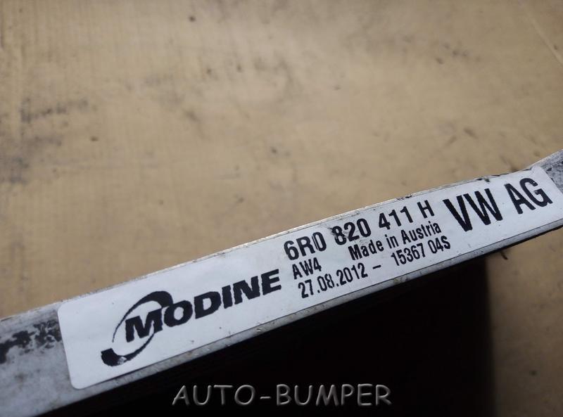 Skoda Fabia 2010- Радиатор кондиционера 6R0820411H