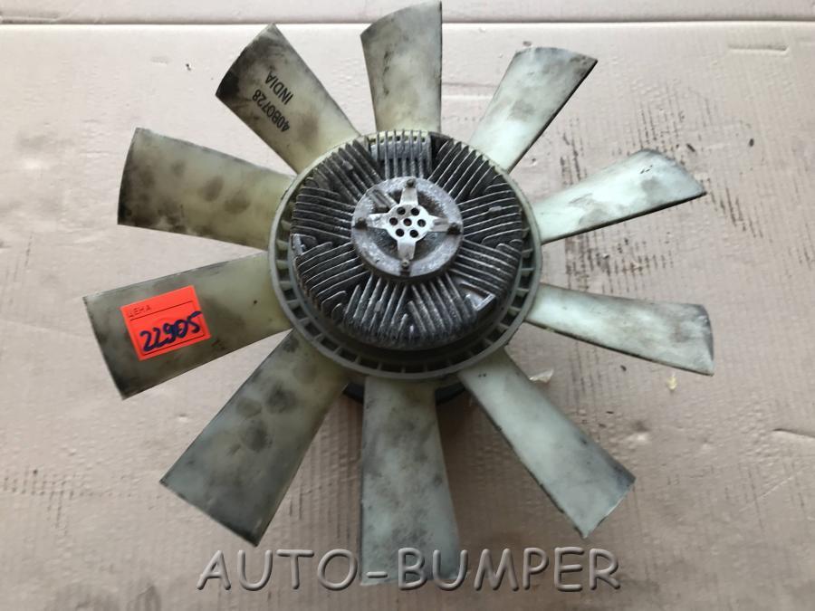 Вентилятор радиатора в сборе