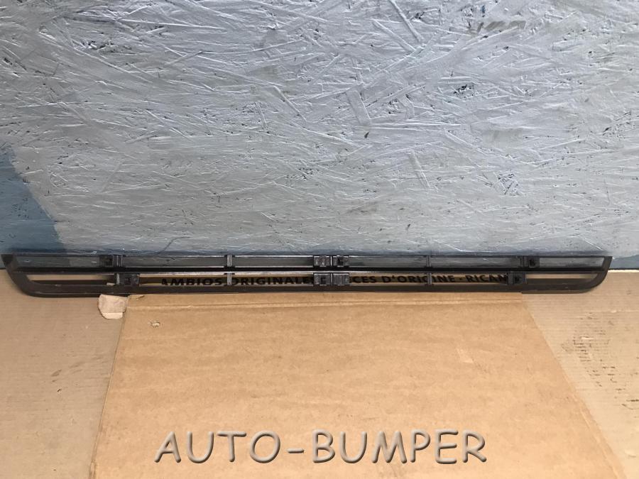 Решетка декоративная бампера нижняя 8406036-C0100 8406036C0100