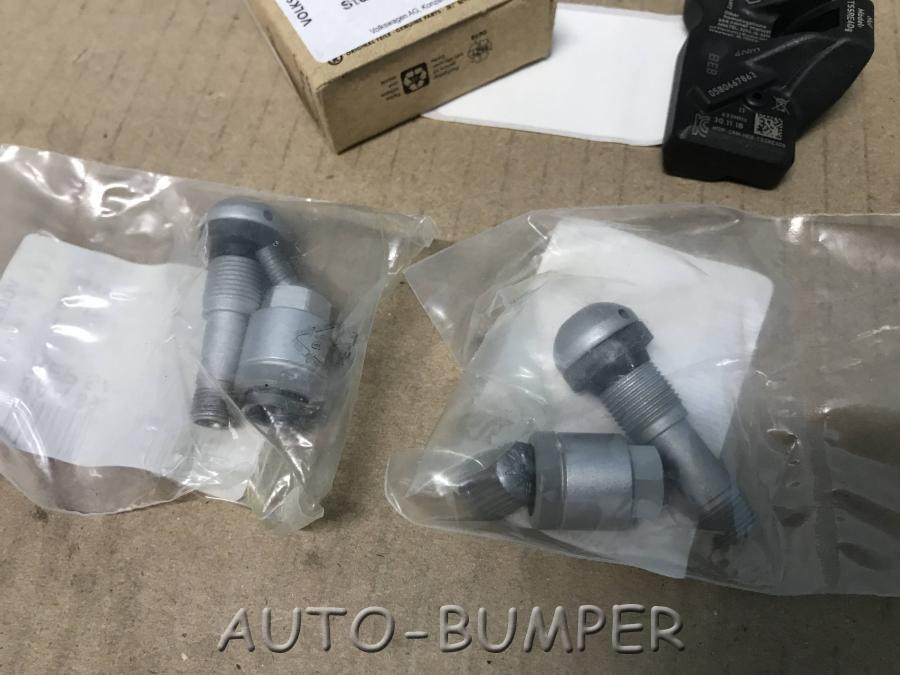 Датчик давления в шинах (к-т 4 шт) 3AA998275 5Q0907275B