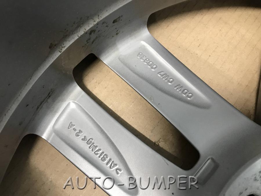 Диск колёсный 7P6601025AM
