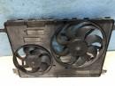 Volvo XC60 2009- Вентилятор радиатора в сборе 6G91-8C607-NA, 6G918C607NA,  31274265, 31274211, 3