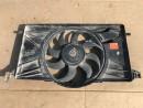 Диффузор с вентилятором  8V61-8С607-F 8V618С607F